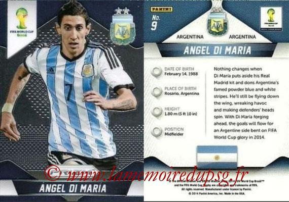 N° 009 - Angel DI MARIA (2014, Argentine > 2015-??, PSG)