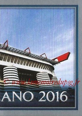 2015-16 - Topps UEFA Champions League Stickers - N° 569 - Stade Giuseppe Meazza (puzzle 2)