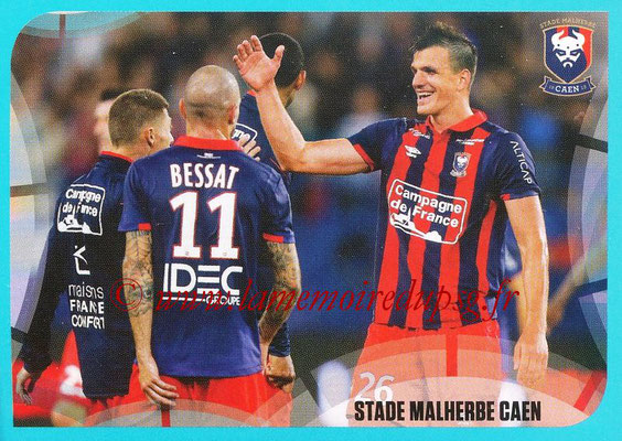 2016-17 - Panini Ligue 1 Stickers - N° 131 - Joie Caen