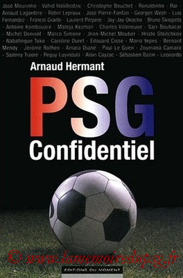 2012-08-30 - PSG confidentiel (Editions du moment, 184 pages)