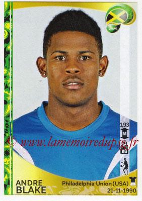 Panini Copa America Centenario USA 2016 Stickers - N° 257 - Andre BLAKE (Jamaïque)