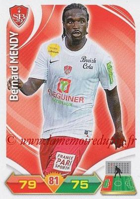 N° 052 - Bernard MENDY (2000-08, PSG > 2012-13, Brest)