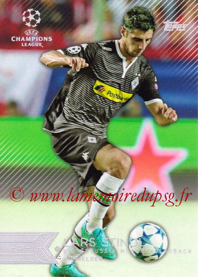 2015-16 - Topps UEFA Champions League Showcase Soccer - N° 103 - Lars STINDL (VfL Borussia Mönchengladbach)
