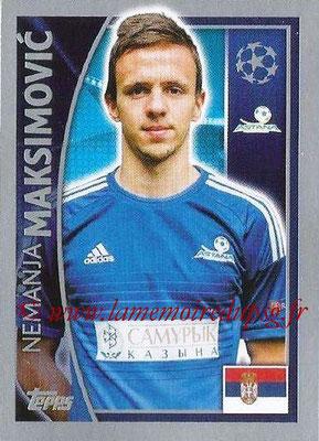 2015-16 - Topps UEFA Champions League Stickers - N° 212 - Nemanja MAKSIMOVIC (FC Astana)