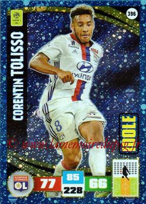 2016-17 - Panini Adrenalyn XL Ligue 1 - N° 396 - Corentin TOLISSO (Lyon) (Idole)