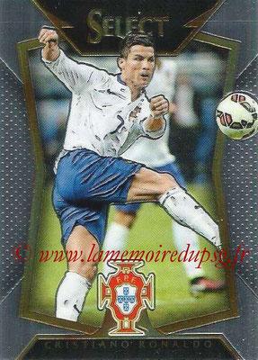 2015 - Panini Select Soccer - N° 036 - Cristiano RONALDO (Portugal)