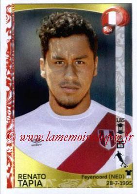 Panini Copa America Centenario USA 2016 Stickers - N° 195 - renato TAPIA (Perou)