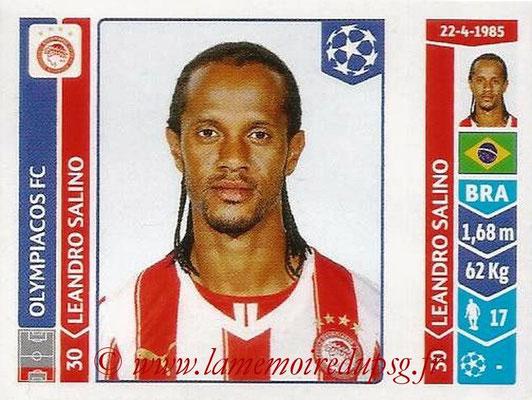 2014-15 - Panini Champions League N° 074 - Leandro SALINO (Olympiacos FC)