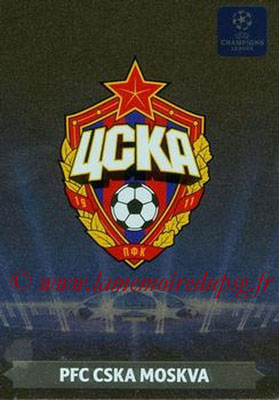 2013-14 - Adrenalyn XL champions League N° 013 - PFC CSKA Moskva