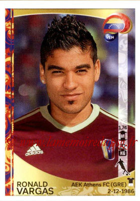 Panini Copa America Centenario USA 2016 Stickers - N° 293 - Ronald VARGAS (Venezuela)