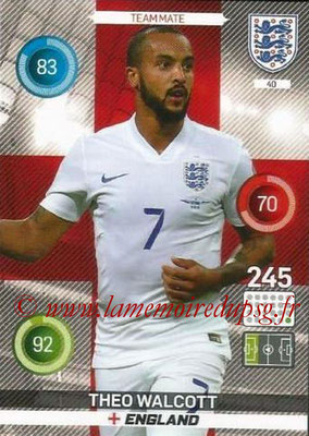 Panini England 2016 Adrenalyn XL - N° 040
