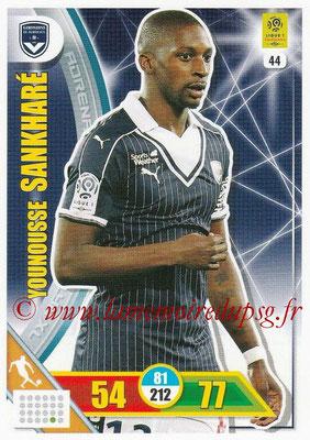 N° 044 - Younousse SANKHARE (2007-11, PSG > 2017-18, Bordeaux)