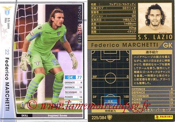 2012-13 - WCCF - N° 225 - Federico MARCHETTI (SS Lazio)