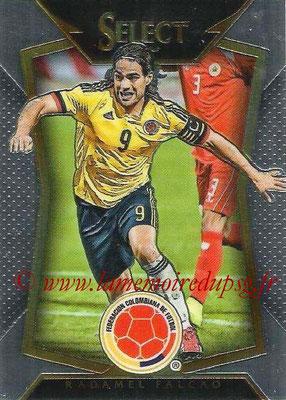 2015 - Panini Select Soccer - N° 075 - Radamel FALCAO (Colombie)
