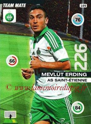 N° 189 - Mevlut ERDING (2009-12, PSG > 2015-16, Saint-Etienne puis Hanovre 96, ALL)