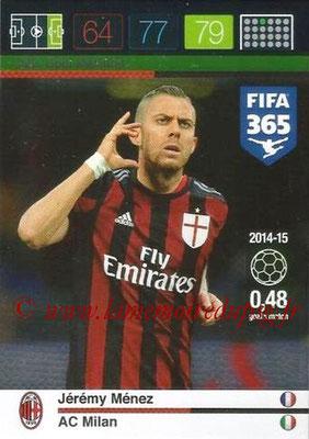 N° 202 - Jeremy MENEZ (2011-14, PSG > 2014-15, Milan AC, ITA) (Goal Machine)
