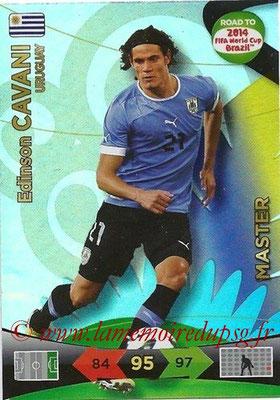N° 230 - Edinson CAVANI (2013-??, PSG > 2014, Uruguay) (Master)