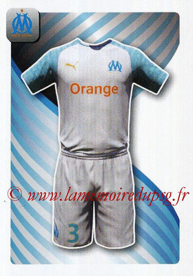 2018-19 - Panini Ligue 1 Stickers - N° 224 - Maillot Marseille