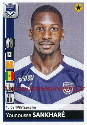2018-19 - Panini Ligue 1 Stickers - N° 063 - Younousse SANKHARE (Bordeaux)