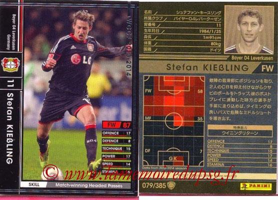 2013-14 - WCCF - N° 079 - Stefan KIEBLING (Bayer 04 Leverkusen)