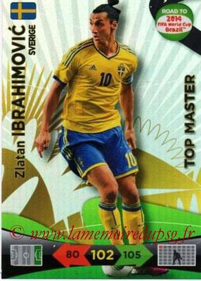 N° 235 - Zlatan IBRAHIMOVIC (2012-??, PSG > 2014, Suède) (Top master)