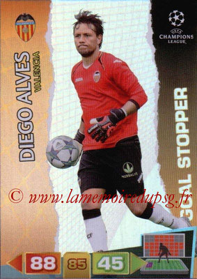 2011-12 - Panini Champions League Cards - N° 294 - Diego ALVES (FC Valence) (Goal Stopper)