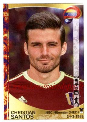 Panini Copa America Centenario USA 2016 Stickers - N° 298 - Christian SANTOS (Venezuela)