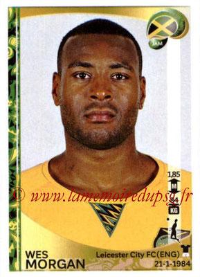 Panini Copa America Centenario USA 2016 Stickers - N° 261 - Wes MORGAN (Jamaïque)