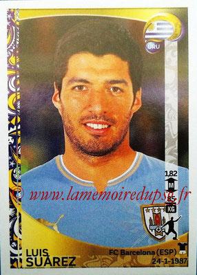 Panini Copa America Centenario USA 2016 Stickers - N° 253 - Luis SUAREZ (Uruguay)