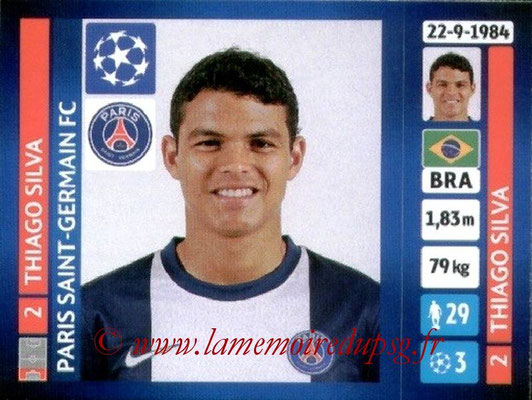 N° 173 - Thiago SILVA