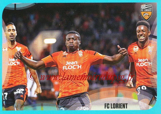 2016-17 - Panini Ligue 1 Stickers - N° 299 - Joie Lorient