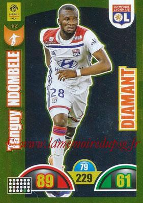 2018-19 - Panini Adrenalyn XL Ligue 1 - N° 409 - Tanguy NDOMBELE (Lyon) (Diamant)
