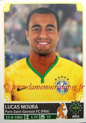 N° 221 - LUCAS Moura (Janv 2013-??, PSG > 2015, Brésil)