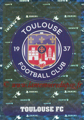 2018-19 - Panini Ligue 1 Stickers - N° 476 - Ecusson Toulouse