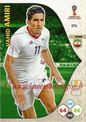 2018 - Panini FIFA World Cup Russia Adrenalyn XL - N° 176 - Vahid AMIRI (Iran)