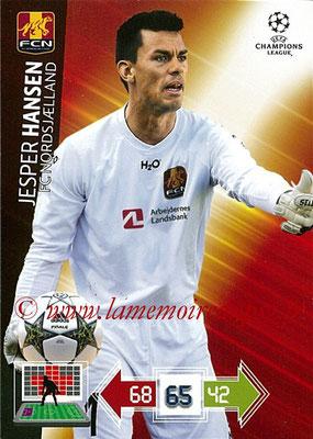 2012-13 - Adrenalyn XL champions League N° 172 - Jesper HANSEN (FC Nordsjaelland)