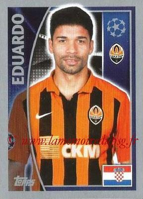 2015-16 - Topps UEFA Champions League Stickers - N° 059 - EDUARDO (FC Shakhtar Donetsk)