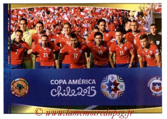 Panini Copa America Centenario USA 2016 Stickers - N° 450 - 100 ans