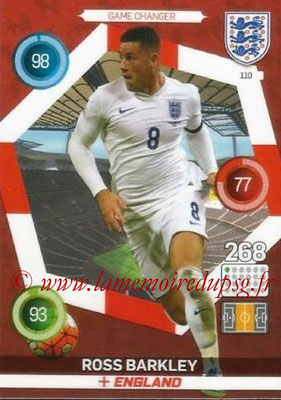 Panini England 2016 Adrenalyn XL - N° 110