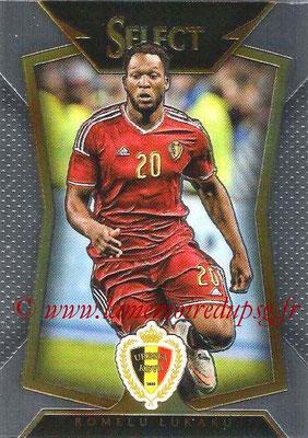 2015 - Panini Select Soccer - N° 085 - Romelu LUKAKU (Belgique)