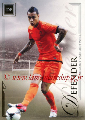 2014 - Futera World Football Unique - N° 030 - Gregory VAN DER WIEL (Defender)