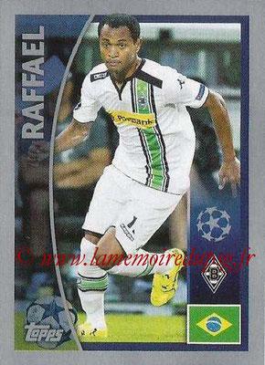 2015-16 - Topps UEFA Champions League Stickers - N° 232 - RAFAEL (VFL Borussia Mönchengladbach)