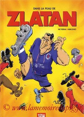 2013-05-16 - Dans la peau de Zlatan (12 BIS, 32 pages)