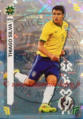 N° 304 - Thiago SILVA (2012-??, PSG > 2015, Brésil) (In action)