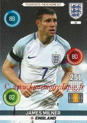 Panini England 2016 Adrenalyn XL - N° 048