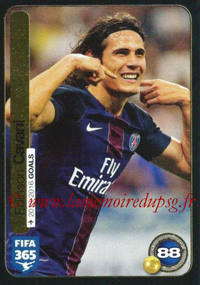 N° 105 - Edinson CAVANI (Paris Saint-Germain) (Goal Machine)