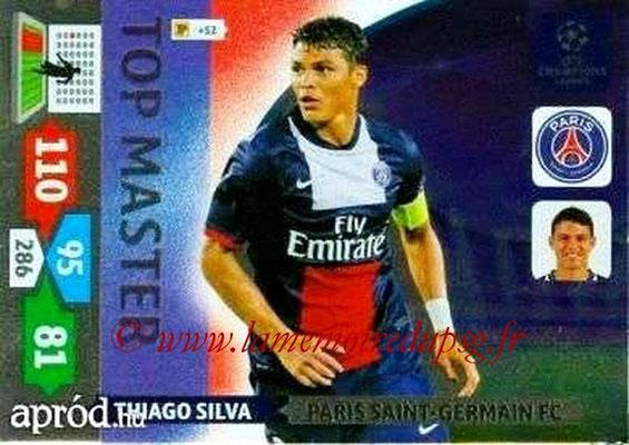 N° 359 - Thiago SILVA (Top Master)