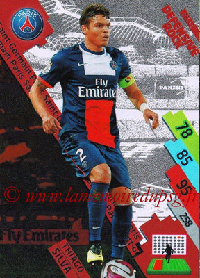 N° 223 - PSG-13 - Thiago SILVA (Defensive Rock)