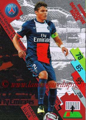 N° 223 - PSG-13 - Thiago SILVA (Defensive Rock)