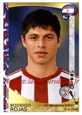 Panini Copa America Centenario USA 2016 Stickers - N° 100 - Rodrigo ROJAS (Paraguay)
